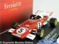 FERRARI 312B2 MODEL CAR 1:43 SCALE IXO ATLAS F1 COLLECTION REGAZZONI 7174005 K8