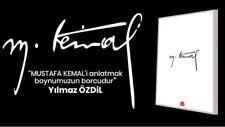 """"""" MUSTAFA KEMAL-Yilmaz Ozdil """"  Turkish Book 2018"""