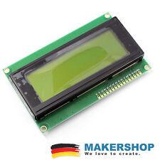 LCD 2004 GRÜN Display Anzeige Modul Zeichen LCD2004 Arduino Raspberry Pi