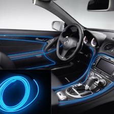 3M 12V El Wire Cold light Universal Neon Atmosphere Lamp Unique Decor Blue(Fits: Neon)