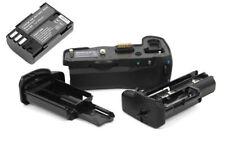 UK Battery grip D-BG4 for Pentax K-7 K7 Digtial Camera + 1x D-Li90 Battery Kit