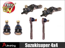 Ball Joints + Tie Rod End Prado VZJ95 KZJ95 RZJ95 90 Series Landcruiser 6Pcs Kit