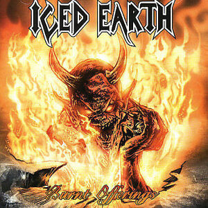 2 CD SET  ICED EARTH burnt offerings 2 CD SET LIMITED DIJIPACK