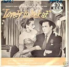 Lovely To Look At - 1952 - Original Movie Soundtrack EP