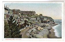 Ventnor - Isle of Wight Photo Postcard c1903