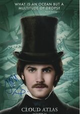"Jim Sturgess ""Cloud Atlas""  Autogramm signed 20x30 cm Bild"