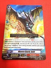 CARDFIGHT Vanguard English BT09/016EN RR Wyvern Guard, Guld
