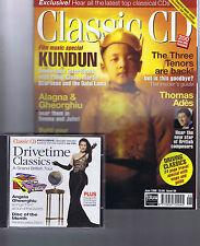 THOMAS ADES / ALAGNA & GHEORGHIUClassic CD magazine with CDNo.99June1998