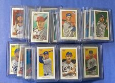 2020 Topps T206 Series 1 Complete Set 50 Cards BASE SET Sleeved Top loaded TROUT