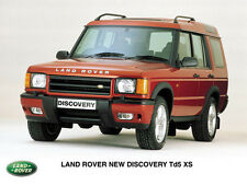 Manual de taller reparación LAND ROVER DISCOVERY Serie 2 II Workshop