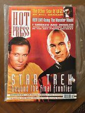 Star Trek Hot Press Magazine (Ireland)