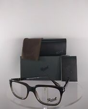 3435fd8d51 Brand New Authentic Persol Eyeglasses 3094-V 9028 Brown Gradient Grey Frame