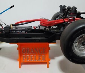 Customized Rc Car Pit Display Stand