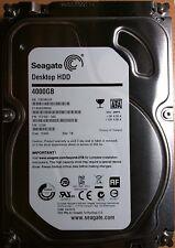 Seagate ST4000DM000 4TB hard drive SATA III  PN:1F2168-568 FW CC54 SU
