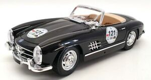 Burago 1/18 Scale Diecast 3223 - 1957 Mercedes Benz 300 SL Roadster 1000 Miglia