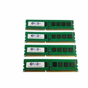 32GB (4x8GB) Memory RAM Compatible with Dell Optiplex 7010 (MT, DT, SFF) C7