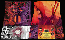 Possessed , Beyond The Gates (Vinyl, LP, Ltd, Reissue, Splatter Clear / Violet)