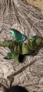 Small Dog Dragon Costume With Wings
