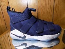 b08ce7df8082 Men s Nike Lebron Soldier XI Basketball Shoes Size 15 College Navy  897644-401
