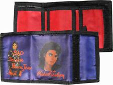 Michael Jackson Portefeuille BAD Wallet Brieftasche