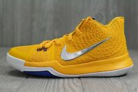 47 Rare Nike Kyrie 3 Mac & Cheese Youth Basketball Shoes Size 6Y 859466 791