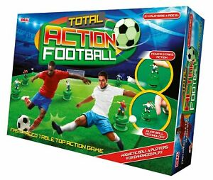 Total Action Football Game By Ideal - Game Pieces & Parts (64)