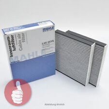 MAHLE ORIGINAL Pollenfilter Satz mit Aktivkohle LKK 165/S Mercedes-Benz