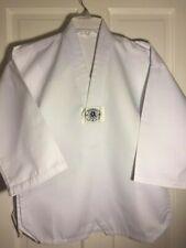Taekwondo  Approved  Uniform Top Size 1 White