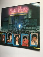 Various - Night Moves - LP Vinyl Record Diana Ross, Lionel Richie, Marvin Gaye