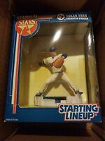 Nolan Ryan Starting Lineup Stadium Stars Statue 1993 Texas Rangers MLB NIB New