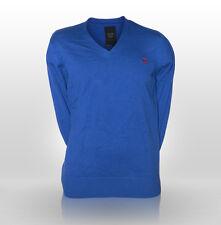 G Star Raw C-Line V Knit Sweater - Mens - L