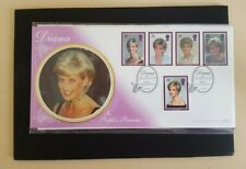 Royal Mail Princess Diana Memorial Stamp Set 1961-1997 Collectable 3rd Feb 1998
