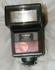 Cobra 440AF Canon dedicated model, tested and working