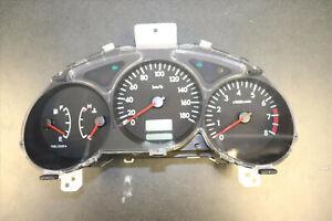JDM 2006-08 Subaru Forester Facelift SG5 XT Gauge Cluster Speedometer EJ205 M/T