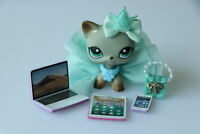 LPS clothes accessories FREE 391 short hair cat