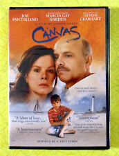 Canvas ~ New DVD Movie ~ Marcia Gay Harden Joe Pantoliano Drama