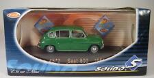 Solido 1/43 Nr. 4572 Seat 800 Limousine 1964 grün OVP #2818