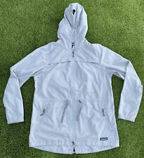 Patagonia Meriweather Hoody Drift Grey Large 27760 Rain Jacket FREE SHIPPING