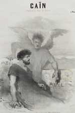 PIANO CHANT PARTITION CAIN ADOLPHE VOGEL PLOUVIER 1846 NANTEUIL EUGENE MASSOL