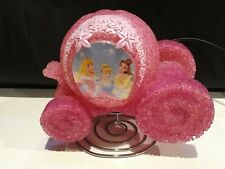 Disney Princess Carriage Night Light Lamp