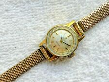 Vintage Omega Seamaster De Ville Automatic gold filled Cocktail Lady Swiss Watch