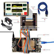 "8051 Microcontroller Development Board Kit USB Programmer for 5""TFT LCD Module"