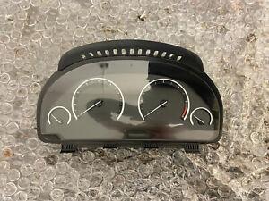 BMW 5 SERIES LCI DIGITAL SPEEDOMETER CLOCKS INSTRUMENT CLUSTERS F10 F11 9342809