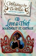 NEW! To Love a Thief by Margaret St. George (1996, Paperback)