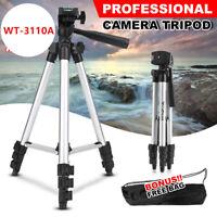Tripod Stand Monopod WT3110A for Canon Nikon Sony Fuji Olympus Camera + Free Bag
