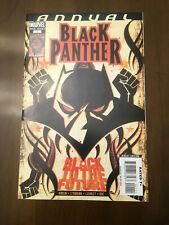 BLACK PANTHER ANNUAL #1 First Shuri as Black Panther MARVEL COMICS 2008