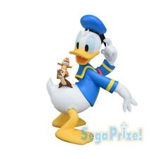 Donald Duck/Chip & Dale Premium Nakayoshi Figure SEGA Japan