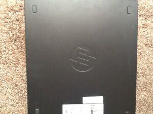 "HP Compaq 6200 Pro (250GB, 3.4GHz, 4GB) 17"" Monitor Windows 10, Keyboard, mouse"