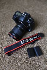 CANON EOS 5D Mark II 21.1 MP Digital SLR Camera + Grip.  Exc Cond!!