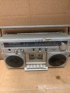 Toshiba RT-S502D Cassette Radio Boombox - Part Working
